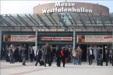 Messe Westfalenhallen Dortmund - veletrh Inter-tabac