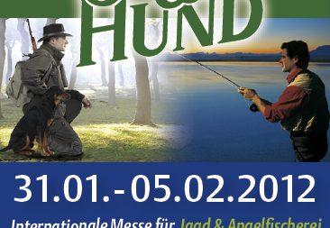 Registrace vystavovatelů na veletrh JAGD & HUND 2012 byla zahájena