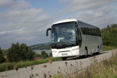 Spolková vláda rozhodla o liberalizaci dálkové linkové autobusové dopravy (Foto: MAN Truck & Bus AG, München)