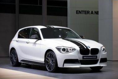 Výroba aut v Německu je i přes hrozící recesi na rekordní úrovni (Foto: BMW Group)
