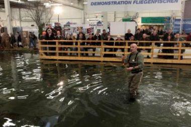 Veletrh JAGD & HUND 2012 Dortmund: nevšední zážitek i pro sportovní rybáře