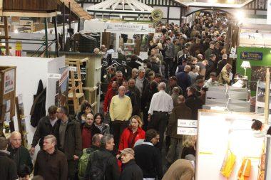 Veletrh JAGD & HUND 2013 - Rekordní počet vystavovatelů