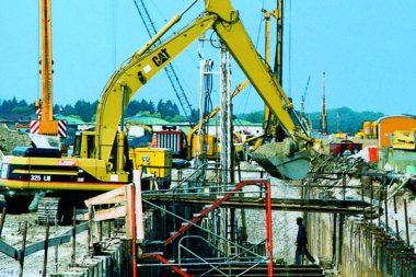 Německé stavebnictví zaznamenalo v dubnu meziroční nárůst zakázek o 2,1%. Foto: Zentralverband Deutsches Baugewerbe