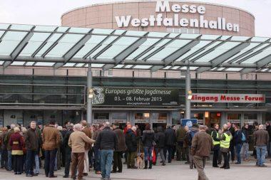 Veletrh JAGD & HUND 2016 – Obrovský zájem návštěvníků, Westfalenhallen GmbH / Foto: Anja Cord