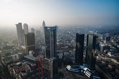 Frankfurt - první volba pro londýnské banky po brexitu