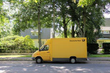 Německá logistika bojuje s náporem zásilek z online obchodů