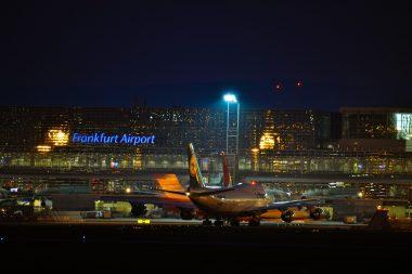 Počet odbavených cestujících na letišti ve Frankfurtu nad Mohanem v roce 2017 vzrostl o 6,1%