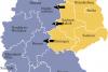Sbližování ekonomické úrovně bývalého východního a západního Německa je stále zdlouhavé