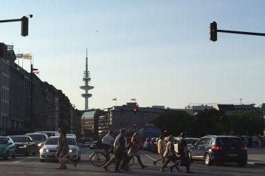 Město Hamburg vyhlásilo zákaz vjezdu vozidel s naftovými motory