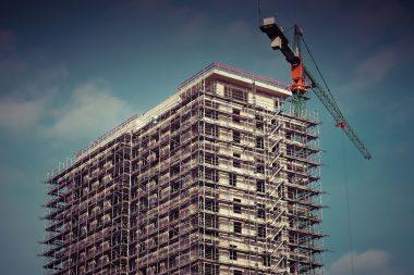 V Německu se v letošním roce opět staví více bytů