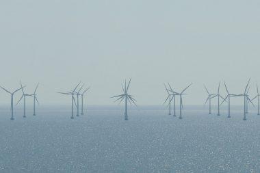 Výroba zelené energie v Německu dlouhodobě roste