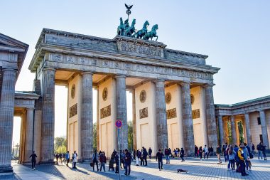 Cestování do Německa po koronaviru